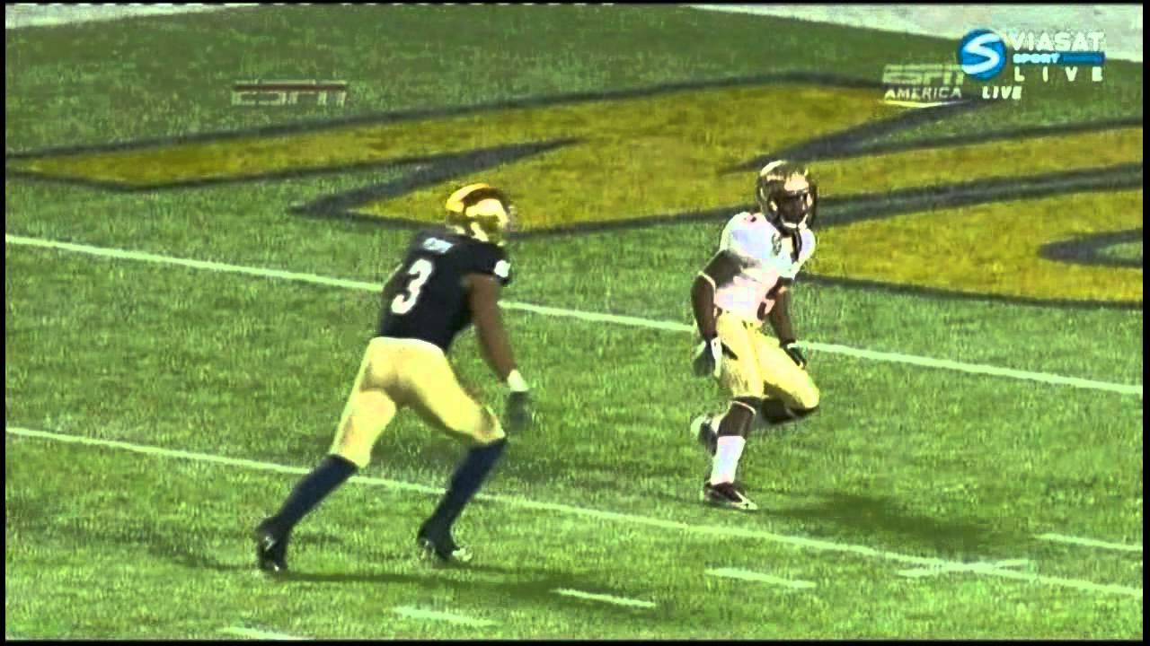 Lamarcus Joyner vs Notre Dame (2011)