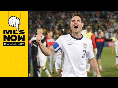 Former USA captain Carlos Bocanegra announces his retirement %7C MLS Now