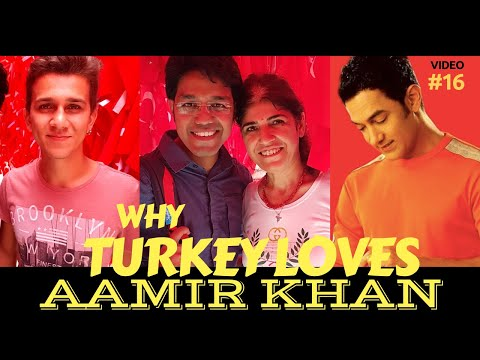 Turkey : Aamir Khan | Indian Army soldiers from World War 1