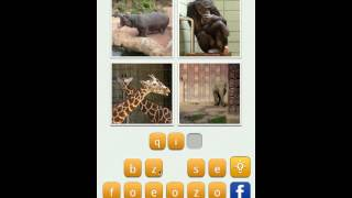 4 Pics 1 Word: What's The Word Видео YouTube