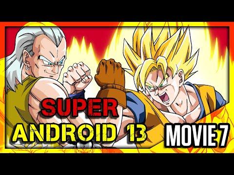 DragonBall Z Abridged MOVIE: Super Android 13 - TeamFourStar (TFS) (видео)