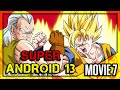 Dragonball Z Abridged Movie: Super Android 13 Teamfours