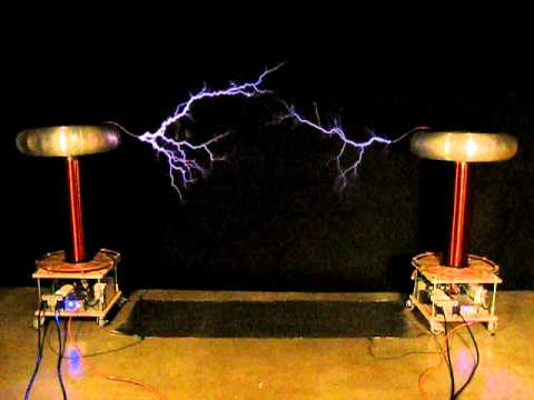 Collection - Musical Tesla Coils