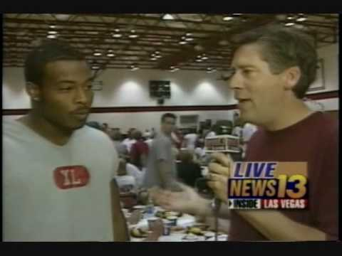 Ron Futrell UNLV Rebel Football Live 1996
