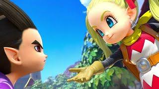 "Dragon Quest Builders 2 - ""Opening Movie"" (Girl Builder) by GameTrailers"