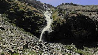 Dilar Spain  city pictures gallery : Nacimiento del río Dílar. Chorreras del Molinillo. Sierra Nevada.