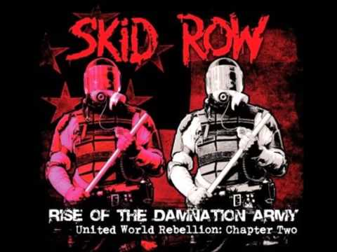 Skid Row - Rats In The Cellar lyrics
