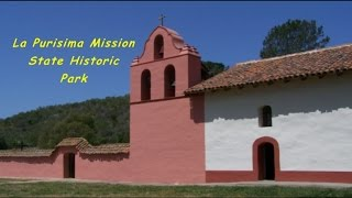 Lompoc (CA) United States  City pictures : La Purisima Mission State Historic Park - Lompoc, California