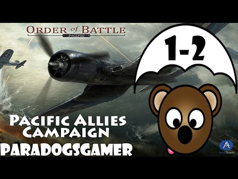 Order Of Battle - Pacific - Pacific Allies - Pearl Harbor Part 2