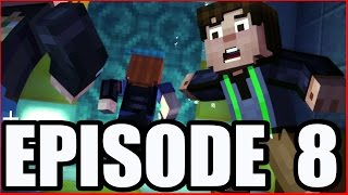 """""""A JOURNEY'S END"""" MINECRAFT STORY MODE EPISODE 8! Release and PREVIEW"""