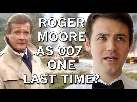 Roger Moore as Bond in 1987? The Strange 'Happy Anniversary 007' TV Special