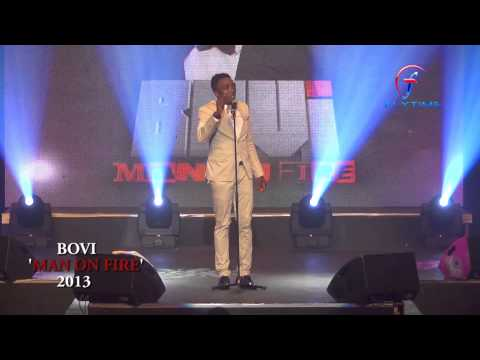 "BOVI MAN ON FIRE 2013 ""PRESIDENTIAL SPEECH"""