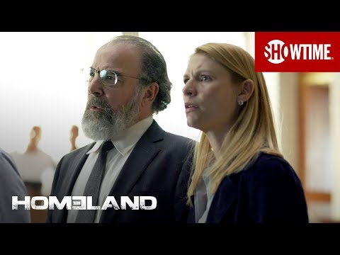 'The President's Helicopter Is Down' Ep. 4 Official Clip | Homeland | Season 8
