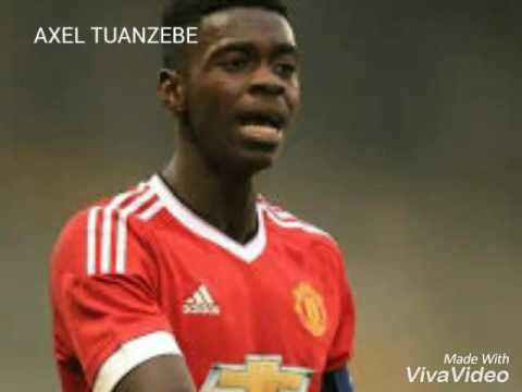 TOP 15 YOUNGSTER MANCHESTER UNITED