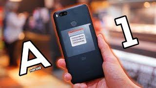 Video Kesan Pertama Xiaomi Mi A1 - Lebih Bagus dari Mi 5x? MP3, 3GP, MP4, WEBM, AVI, FLV November 2017