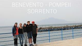 Benevento Italy  City new picture : ITALY 2016 // Benevento - Pompeii - Sorrento