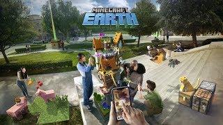 Minecraft Earth Lançamento em 5 Cidades + Skin Grátis no Brasil by Pokémon GO Gameplay