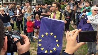 Der Widerstand gegen den Brexit ist hier: Eine Online-