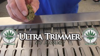Ultra Trimmer - High Times Cannabis Cup 2016 by Urban Grower