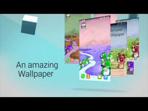 Video of Wonderland Live Wallpaper