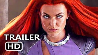 INHUMANS Official Comic Con Trailer (2017) Marvel, ABC Superhe...