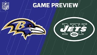 Ravens vs. Jets (Week 7 Preview) | Around the NFL Podcast | NFL by NFL