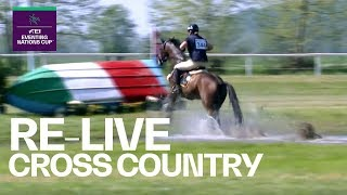 RE_LIVE | Cross Country | Vairano (ITA) | FEI Eventing Nations Cup™