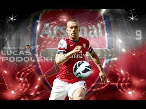 Lukas Podolski – Arsenal FC ►Skills & Goals – 2013/14 – HD