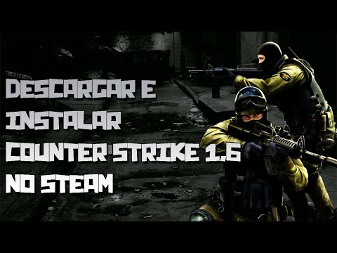 Descargar e instalar counter strike 1.6 no steam para pc full en español windows 7,8,8.1,10 | MEGA