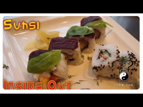 Sushi selber machen Lektion 4 Inside Out