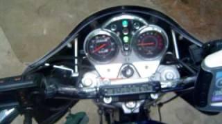 8. 2004 MOTO GUZZI EV Touring
