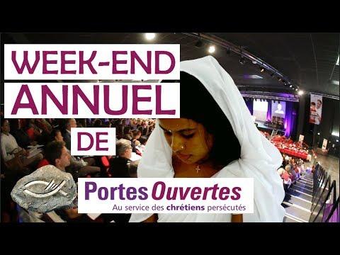 Week end annuel Portes Ouvertes les 4 et 5 Novembre 2017