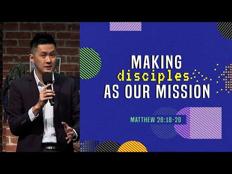 Pivot - Circles And Rows - Part 1 - Making Disciples as Our Mission