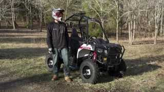 6. Polaris Sportsman ACE Safety Information