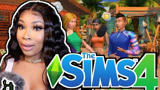 I PLAYED THE SIMS FOR 52 HOURS! MARCUS PLAYED ME AGAIN! | Lets Play Sims 4 Rags To Riches [Part 5] by Ms Aaliyah Jay