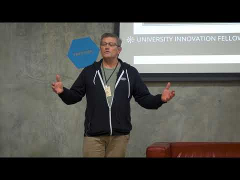 Nick Swayne, James Madison University - UIF Silicon Valley Meetup March 2018