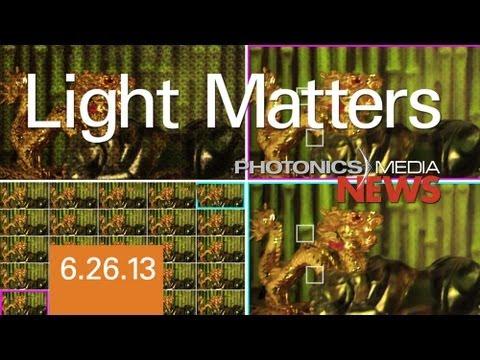 $10, 3-D, DSLR Holograms - LIGHT MATTERS 06.26.2013