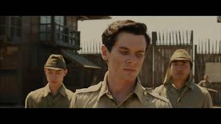 unbroken (2014) | slapping scene in prison in HD | motivational | Hollywood N Bollywood | 720p
