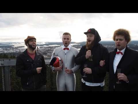 YleX Jälki-istunto feat. Axl Smith ja Kasmir: Maamme-laulu tekijä: YleX