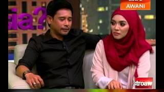 Video Apa Kata Malaysia: Eksklusif bersama Zamarul Hisham dan Diana Rafar MP3, 3GP, MP4, WEBM, AVI, FLV Juni 2018