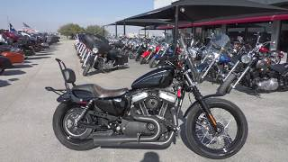 3. 445545 - 2008 Harley Davidson Sportster 1200 Nightster   XL1200N - Used motorcycles for sale