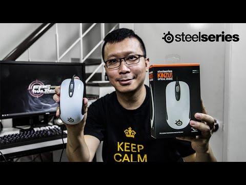 รีวิว: SteelSeries Kinzu V3