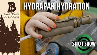 Hydrapak provides hydration systems to many of our favorite brands. New products include the Seeker water storage, Trek Kit, and insulated hoses.Learn more at www.hydrapak.comOfficial website, blog, and online store.www.inner-bark.comJoin me on social media to be up to date on the latest projects, news, and giveaways.Facebook- www.facebook.com/innerbarkTwitter- www.twitter.com/innerbarkPintrest- www.pintrest.com/innerbarkInstagram- www.Instagram.com/innerbark