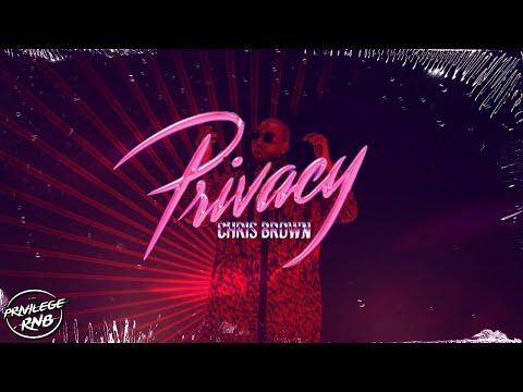 Chris Brown - Privacy (Official Lyrics)
