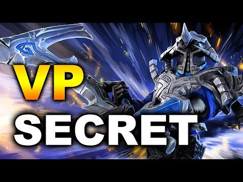 SECRET vs VP - Semi-Final Mr.Cat EU 7.06 DOTA 2