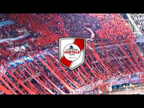 Lo del gas pimienta no se olvida mas - River Plate - Los Borrachos del Tablón - River Plate
