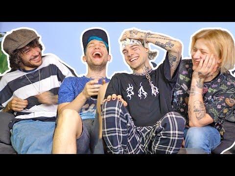 4 Jungs reden über Liebe machen..! - mit Rezo & Taddl