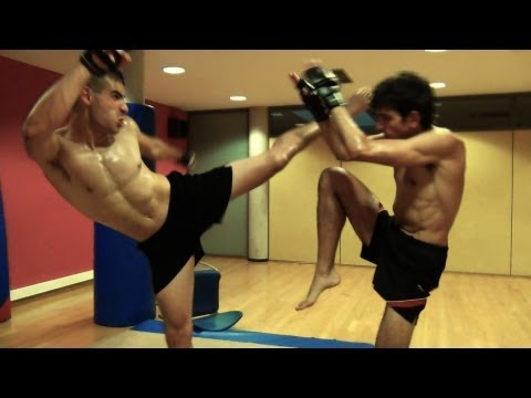 L3DO – Mixed Martial Arts (MMA Fight Choreography)