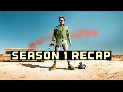 Breaking Bad Season 1 Recap || HD