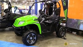 7. 2014 Arctic Cat Prowler 700 Utility ATV - Walkaround - 2015 Toronto ATV Show